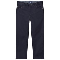 Gant Navy 5 Pocket Pants 410