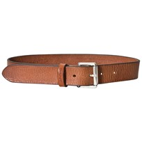 Gant Brown Leather Belt 219