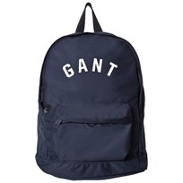 Gant Navy Branded Backpack 410