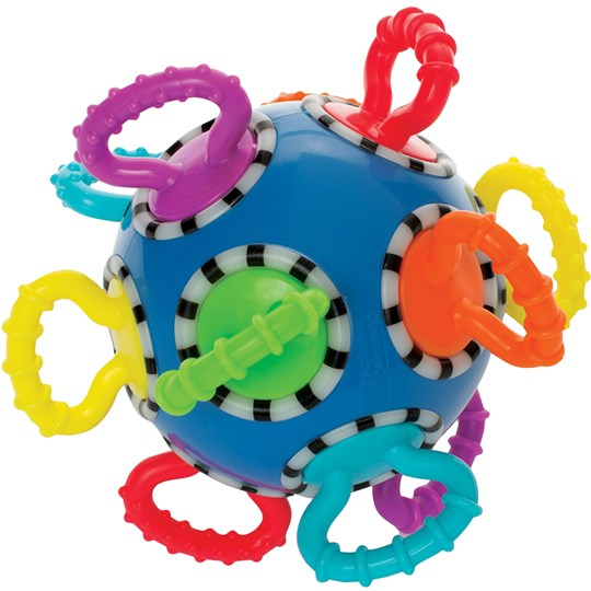 Manhattan Toy Click Clack Ball Multi