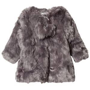 Image of How To Kiss A Frog Muriel Coat Grey 2 år (2861289637)
