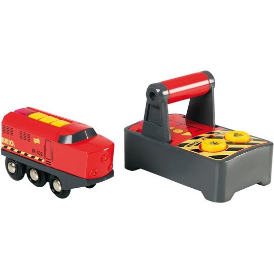 BRIO BRIO® World 33213 – Remote Control Engine Multi