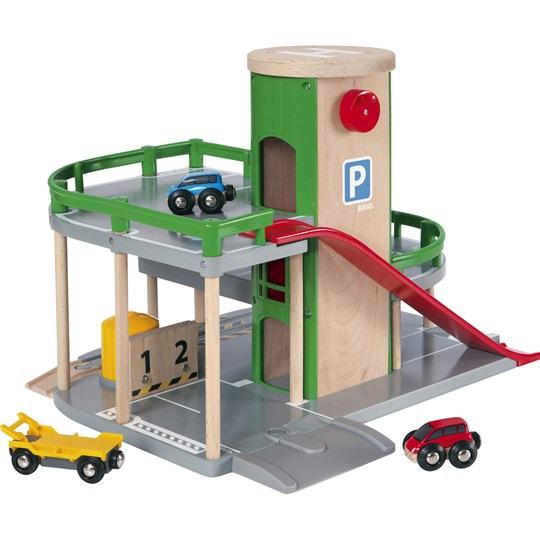 BRIO BRIO® World – 33204 Parking Garage Green