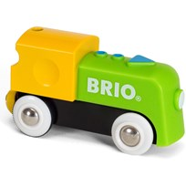 BRIO BRIO My First Railway - 33705 Mitt första batterilok Multi