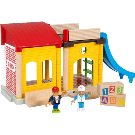 BRIO BRIO® World - 33943 Village Leksaksskola Multi