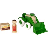 BRIO Tractor with Loader Multi