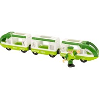 BRIO Green Travel Train Green