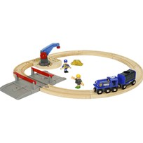 BRIO Police Transport Set Multi
