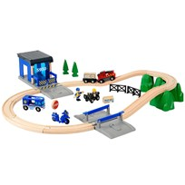 BRIO Rescue Police Set Multi