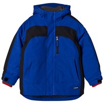 Lands End Blue Brilliant Cobalt Squall Snow Parka Brilliant Cobalt 45P