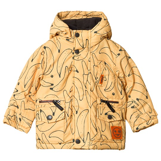 Indikidual Yellow Banana Parka Yellow