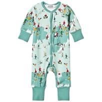 Anïve For The Minors Baby One-Piece Ski Multi Multi