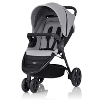 Britax B-Agile 3 Steel Grey Sort