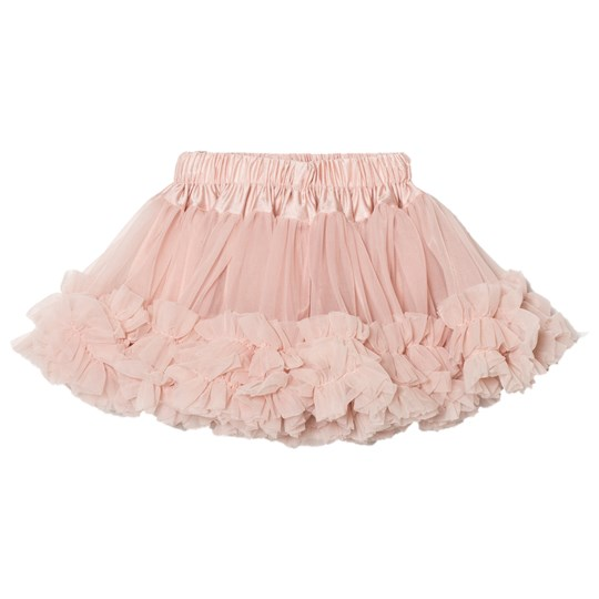 DOLLY by Le Petit Tom Frilly Skirt Ballet Pink Ballet Pink