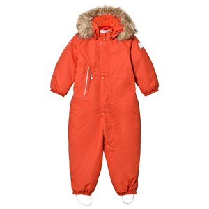Image of Reima Reimatec® Gotland Snowsuit Foxy Orange 74 cm (2743801817)