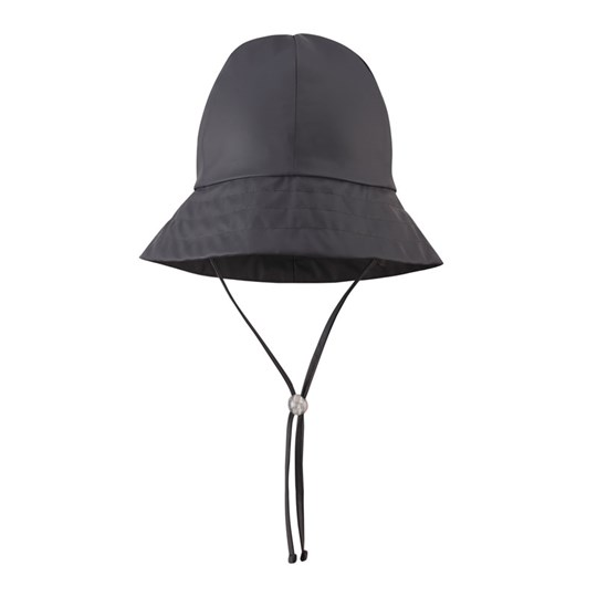 Reima Rain Hat Molskis Grey Black