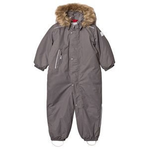 Image of Reima Reimatec® Snowsuit Gotland Soft Grey 74 cm (2743792897)