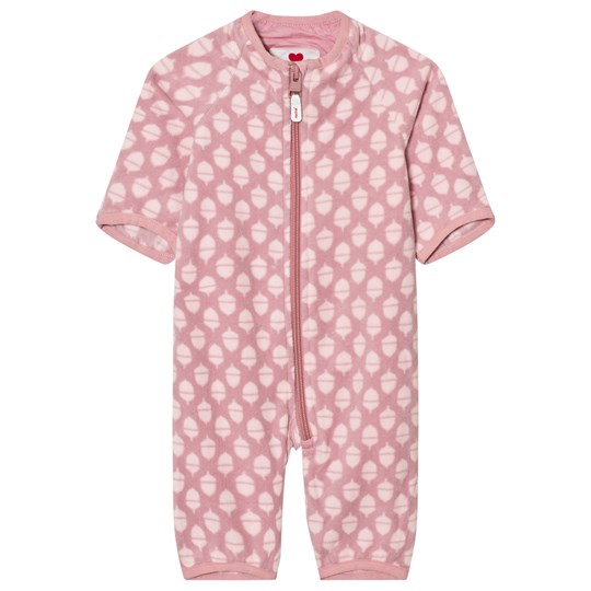 Reima Onesie Laulu Dusty Rose Dusty Rose