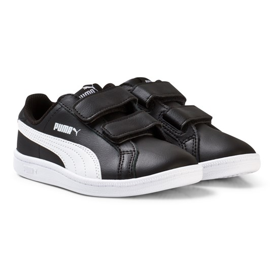 Puma Smash Youth Sneakers Black Black