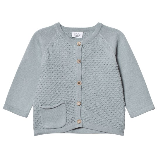Hust&Claire Knitted Cardigan Petrol Petrol