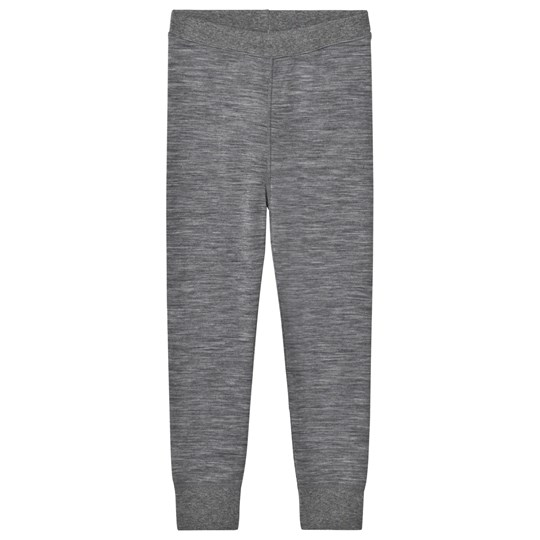Hust&Claire Ull Leggings Grå WOOL GREY