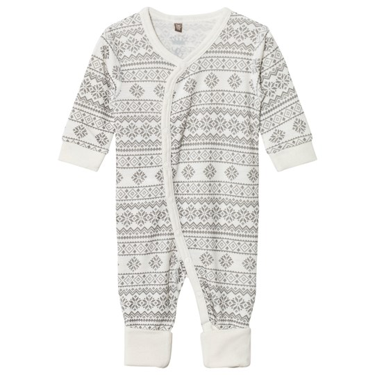 Hust&Claire Baby Bodysuit Off White Off white
