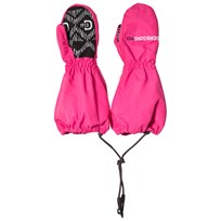 Didriksons Algy OutDry® Kids Mittens Pink Pink