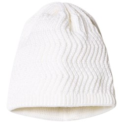 Maximo Baby Wool Hat Off White