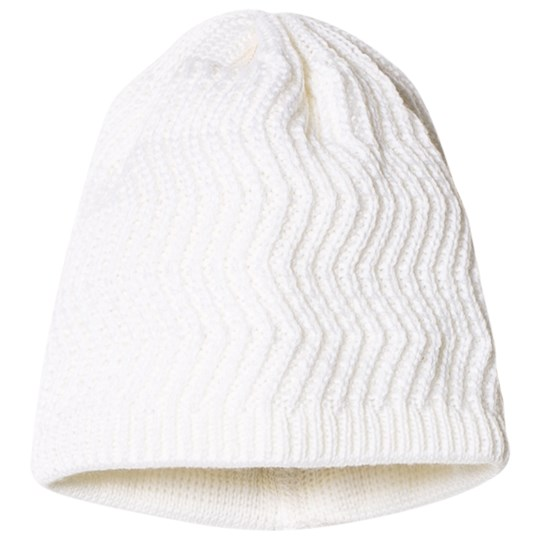 Maximo Baby Wool Hat Off White 38 OFF WHITE