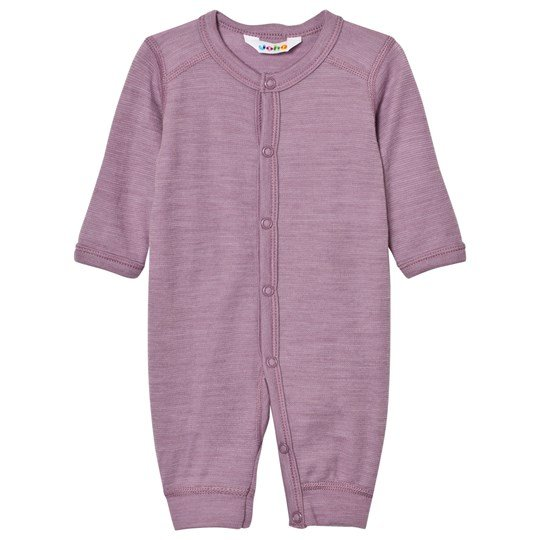 Joha Purple Melange One-Piece Purple