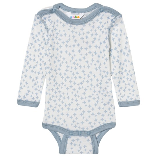 Joha Crystals Silk Baby Body Blå Blue
