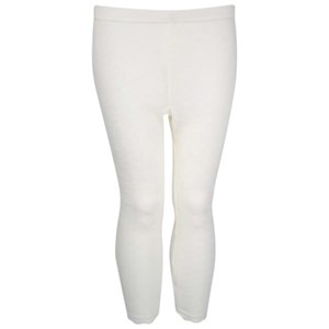 Image of Joha Wool Silk Leggings Natur 130 (6-7 år) (3065503747)