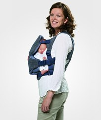 Maxi-Cosi Easia Baby Carrier Black Denim Black