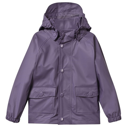 Mini A Ture Julien Rain Jacket Purple Heart Purple Heart