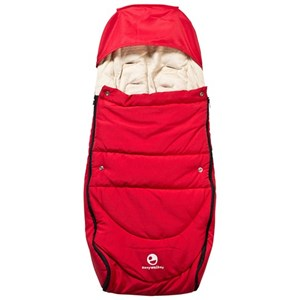 Image of EasyWalker June Universal Footmuff Red (2743737133)