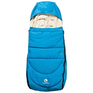 Image of EasyWalker June Universal Footmuff Blue (2743814721)