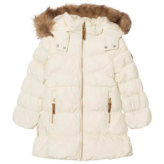 Ticket to heaven Martha Padded Jacket Winter White White