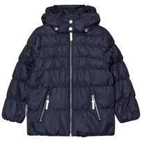Ticket to heaven Malou Down Jacket Total Eclipse/Blue Marinblå