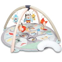 Skip Hop Treetop Friends Activity Gym Grey/Pastel