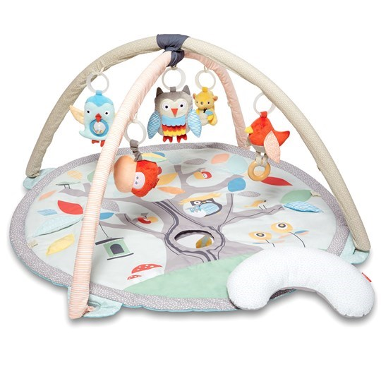 Skip Hop Treetop Friends Baby Gym Grey/Pastel