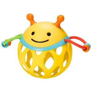 Image of Skip Hop Explore & More Roll-Around Rattle Bee (2743721771)