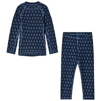 Reima Taival Thermal Set Navy Marinblå