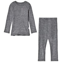 Reima Thermal Set, Kinsei Grey Melange Grey