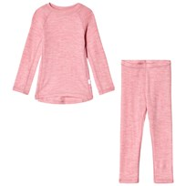 Reima Thermal Set, Kinsei Pink Dusty Rose