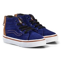 Vans SK8-Hi Zip MTE Toddler Skor Blue Depths (MTE) blue depths