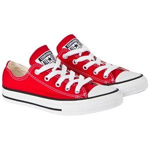 Image of Converse Chuck Taylor All Star Low Top Red 31.5 (UK 13) (2884165881)