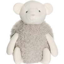 Teddykompaniet Fluffies Bear Grey