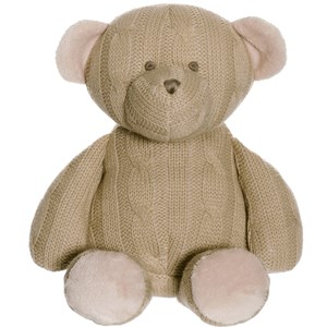 Image of Teddykompaniet Knitted Bear (2805094907)