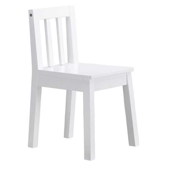 Kids Concept Line Chair White