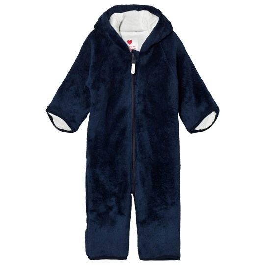 Reima Fleece Coverall Alku Navy Navy